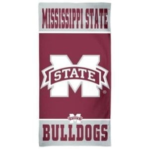 Mississippi State Bulldogs Merchandise - Beach Towel