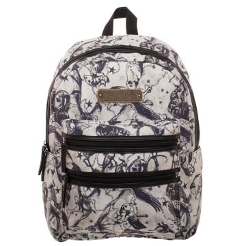 Harry Potter Merchandise - Deluxe Backpack