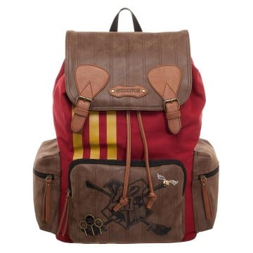 Backpack - Harry Potter Quiddich