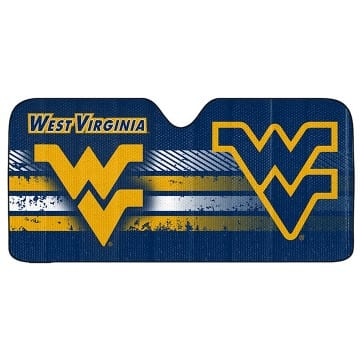 West Virginia Mountaineers Merchandise - Sunshade