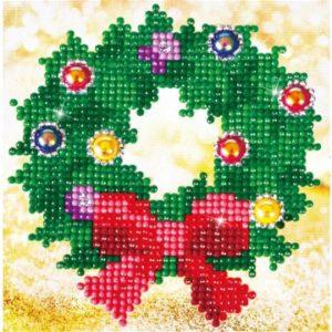 Diamond Dotz Merchandise - Christmas Wreath