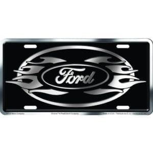 Ford Merchandise License Plate
