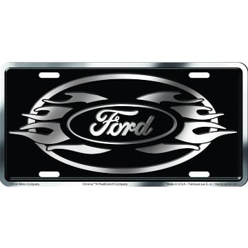 Ford Merchandise - License Plate