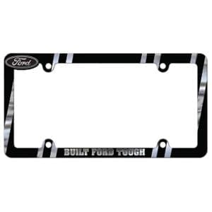 Ford Merchandise - Metal License Plate Frame