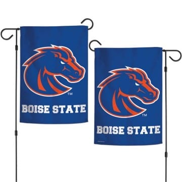 Boise State Broncos Merchandise - Garden Flag