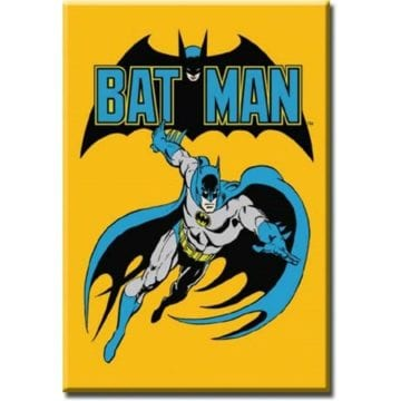 Batman Retro Magnet