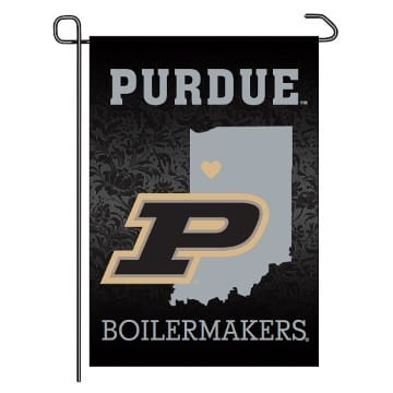 Garden Flag - Home State - Purdue Boilermakers Merchandise