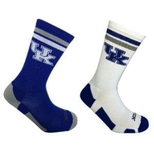 Kentucky Wildcats Merchandise - Home and Away Socks
