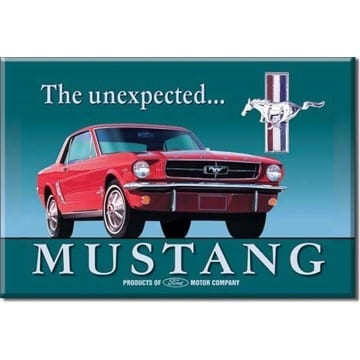 Ford Mustang Magnet