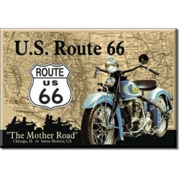 Route 66 Magnet