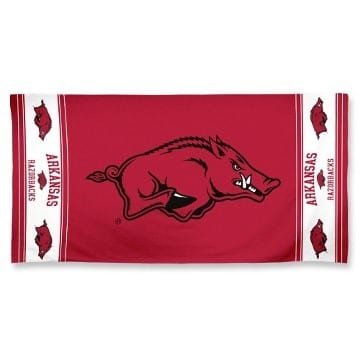 Towel - Arkansas Razorbacks Merchandise