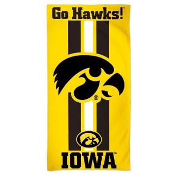 Towel - Iowa Hawkeyes Merchandise