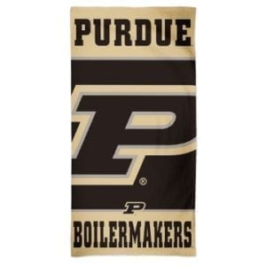 Purdue Boilermakers Merchandise - Spectra Beach Towel