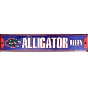 Florida Gators Merchandise - Street Sign
