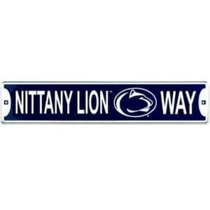 Penn State Nittany Lions Merchandise - Street Sign