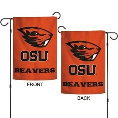 Oregon State Beavers Merchandise - Garden Flag