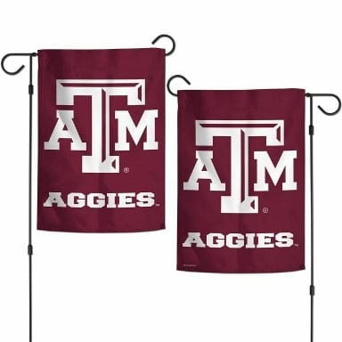 Texas A&M Aggies Merchandise - Garden Flag