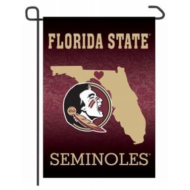 Florida State Seminoles Merchandise - Home State Garden Flag