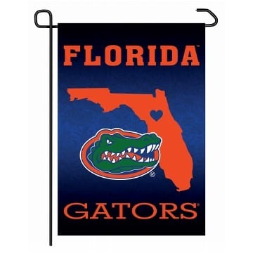Florida Gators Merchandise,- Garden Flag