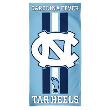 North Carolina Tar Heels Merchandise - Towel