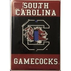 South Carolina Gamecocks Merchandise - Light Switch Cover