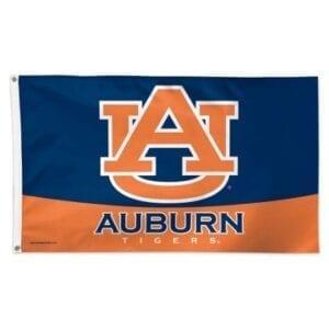 Auburn Tigers Merchandise 3x5 Deluxe Flag