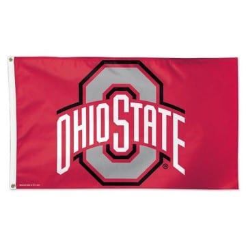 Ohio State Buckeyes Merchandise 3x5 Deluxe Flag