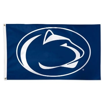 Penn State Nittany Lions Merchandise 3x5 Deluxe Flag