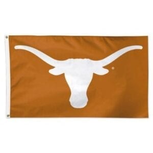 Texas Longhorns Merchandise 3x5 Deluxe Flag