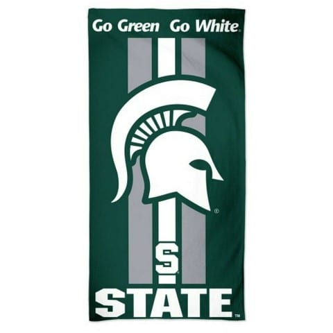 Michigan State Spartans Towel