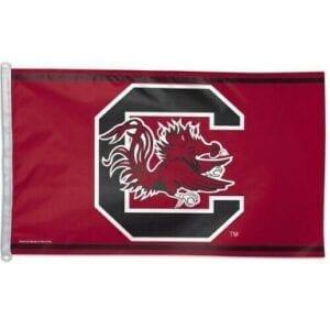 South Carolina Gamecocks Flag