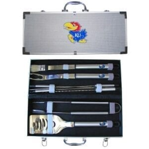 Kansas Jayhawks Merchandise - BBQ Set